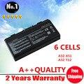 Лэптоп аккумулятор для Asus X51C X51H X51L X51R X51RL X58 X58C X58L X58Le 90-NQK1B1000Y A32-X51