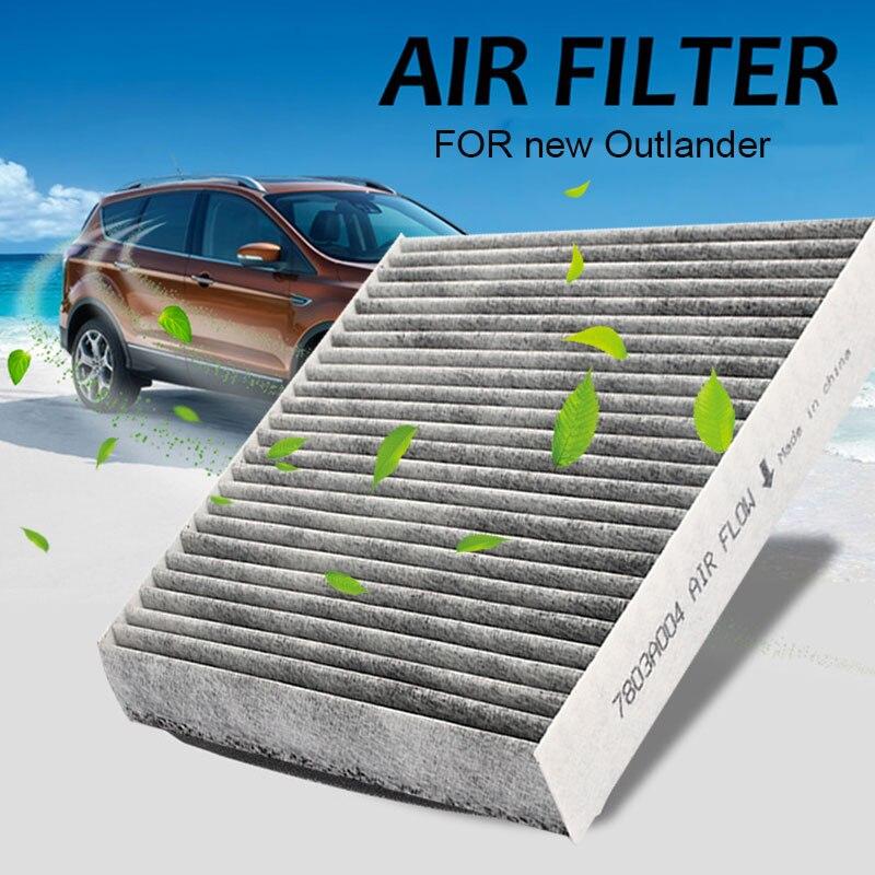 Кабина 7803A004 7803A109 воздушный фильтр Запчасти для автомобиля Пылезащитная Замена для Mitsubishi Lancer/Outlander