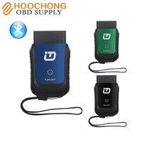 DHL darmowa wysyłka Vpecker V8.5 V8.2 V8.3 EasyDiag bluetooth lub wifi OBD2 ABS SRS Airbag Zresetować Auto Narzędzie Diagnostyczne