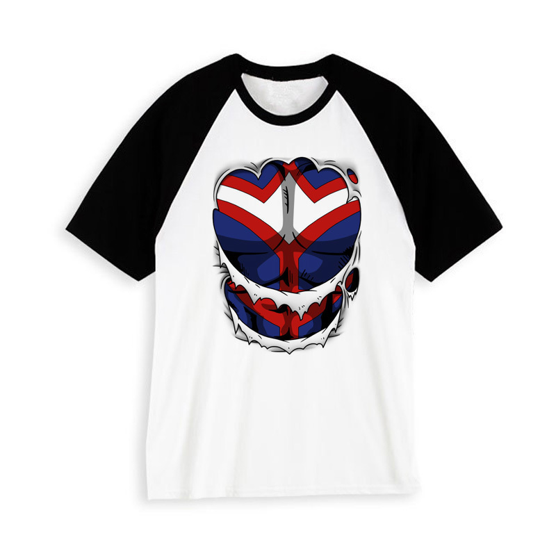 Chest Boku No Hero Academia Shirt