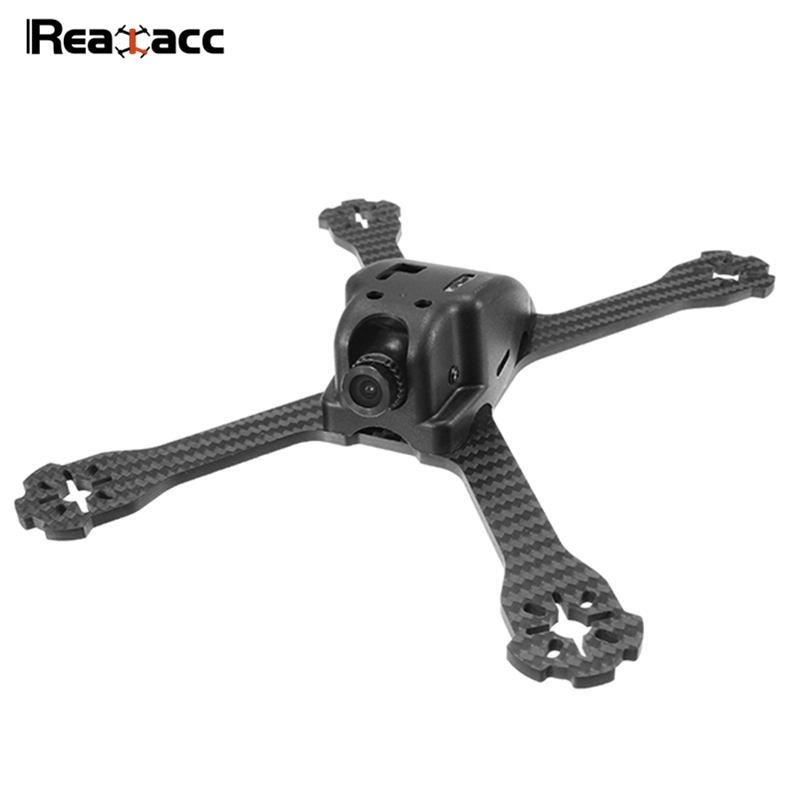 Original Realacc XS220E 4mm Thickness Carbon Fiber Frame Kit For RC Multirotor Quadcopter Motor ESC Spare Part Accessories цена и фото