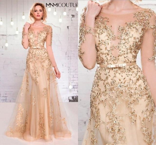 vestidos para mama de la novia 2015 Bateau Long Sleeves Shiny ...