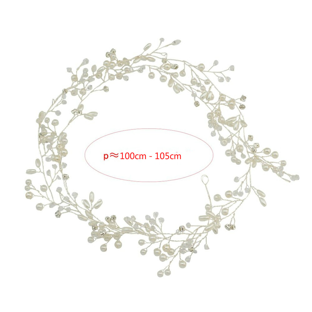HTB1ETHMRpXXXXauapXXq6xXFXXXU Luxury Rhinestone Crystal Pearl Wild Berries Hair Jewelry For Women