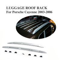Aluminium Alloy Luggage Carrier Roof Rack Fit For Cayenne 2003 2010