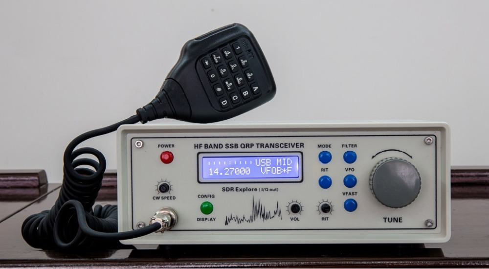 Free SDR HF Qrp transceiver Kits on Aliexpress com | Alibaba