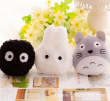 Studio Ghibli My Neighbor Totoro – Mini Plush Toy Set