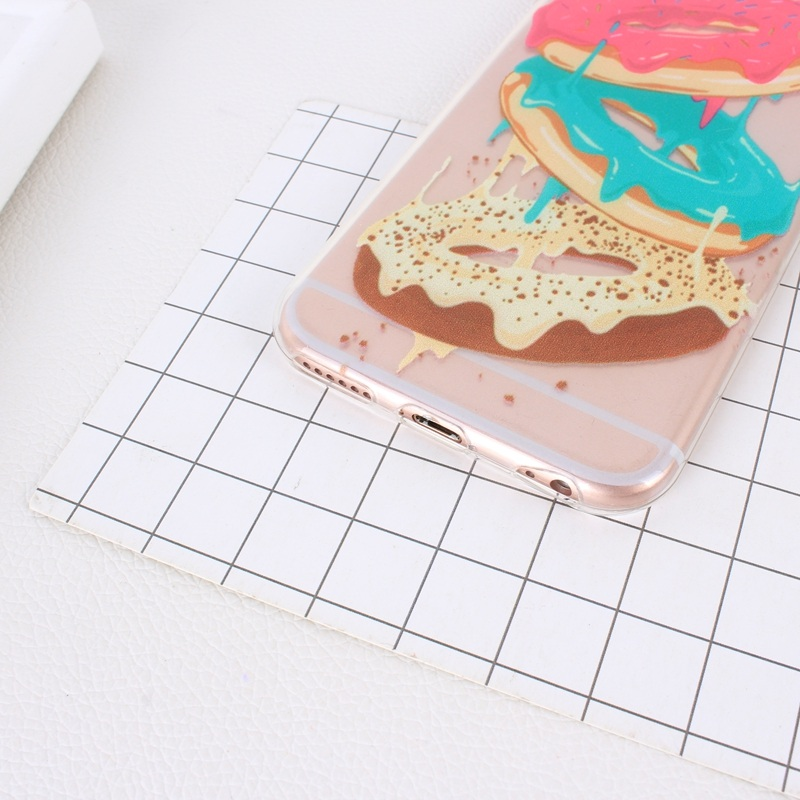 Fashion TPU Printing Pattern Phone Case For iPhone 5S 6S 7 6 6S 4S 4 5 5C (13)