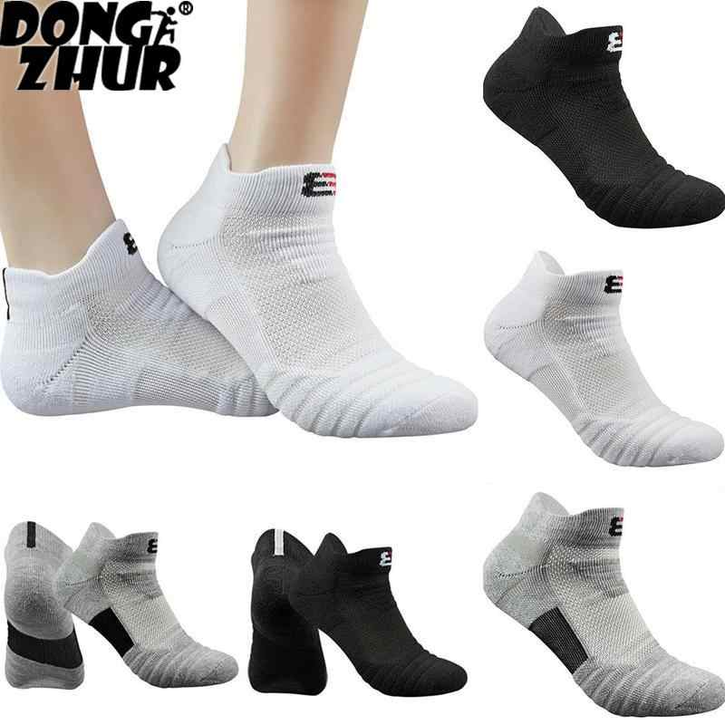 5e848ee26ca Detail Feedback Questions about 1 Pair Autumn Winter Men Sport Socks Cotton  Breathable Elastic Thermal Sport Socks Outdoor Basketball Running Socks on  ...