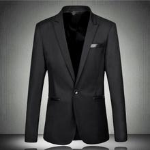 Autumn Formal Suit Jacket Slim Fit Tuxedo custom Fashion Bridegroom Men's Business Dress Blazers high quality suits jacket