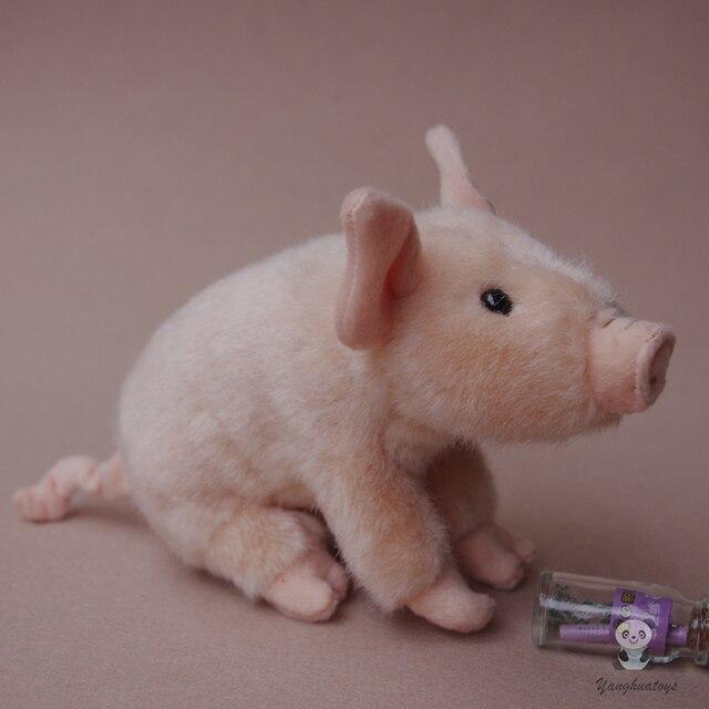 Weihnachtsgeschenke 20.Us 21 03 8 Off Stofftier Spielzeug Simulation Rosa Panama Schwein Puppen Kind Spielwaren Weihnachtsgeschenke 20 Cm In Stofftier Spielzeug Simulation