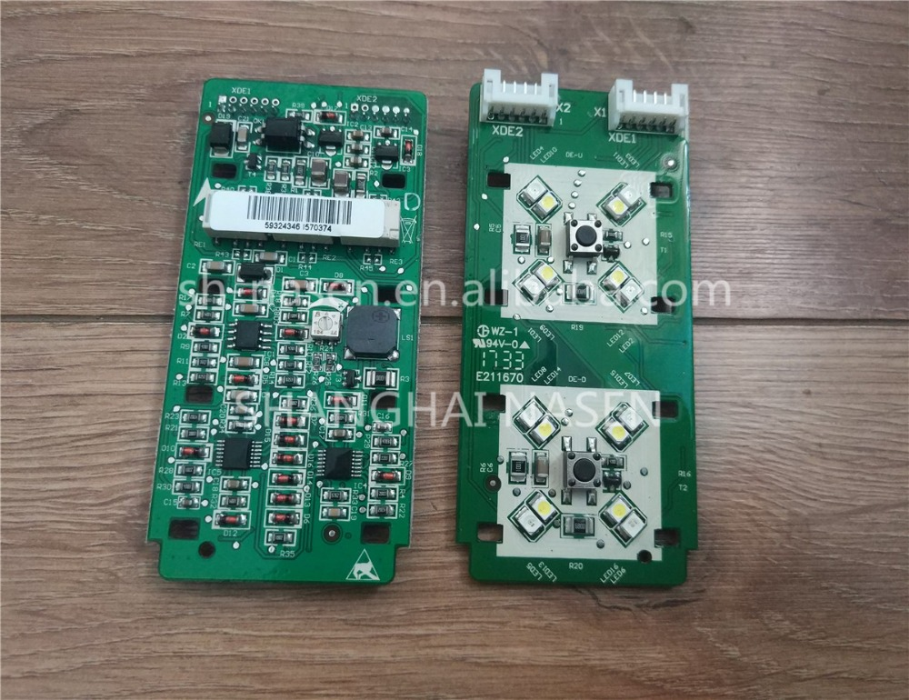 SCH Elevator  Button Board 59324346