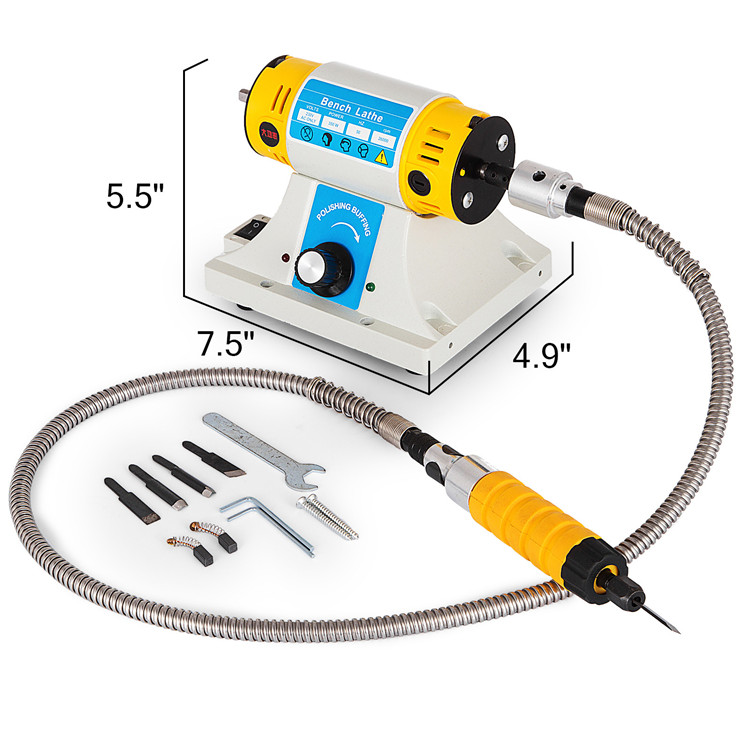 Electric Chisel Carving Tools Wood Chisel Carving Machine Kit