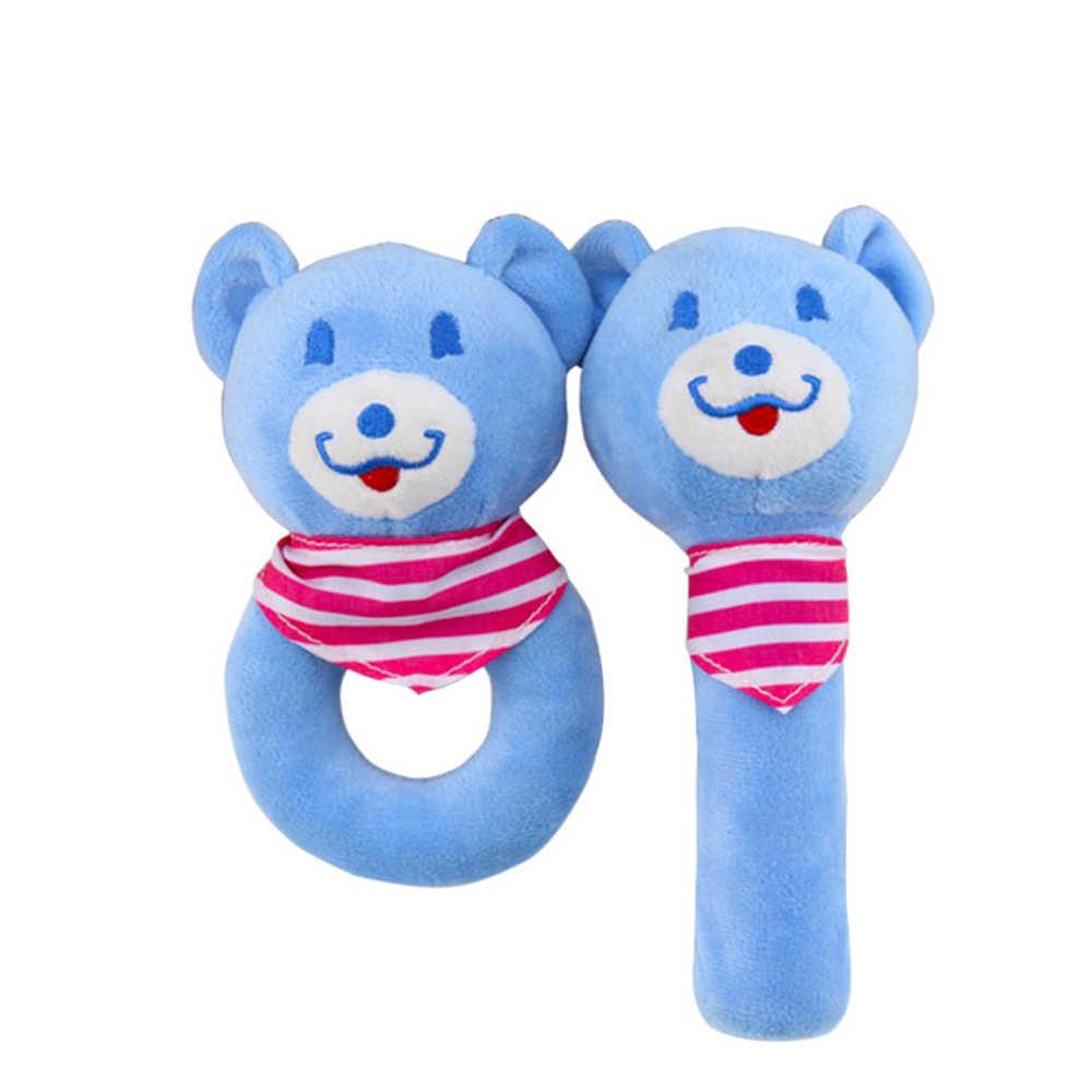 Toys For Infants >> Fulljion Baby Rattles Mobiles Handbell Toddler Toys Soft Christmas Crib Baby Animals Rattles Educational Toys Infants 0 12 Month