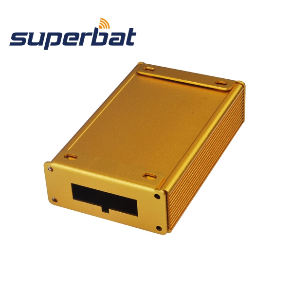 100*66*27MM Aluminum Enclosure Project Box electronic DIY-3.94″*2.60″*1.06″