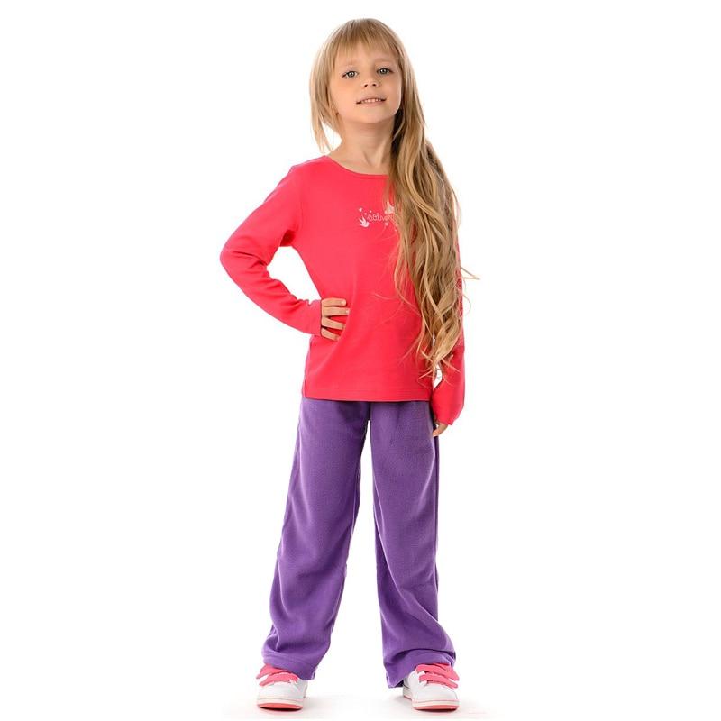 New Children's Clothing Training Pants Warm Fleece Sport