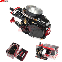 Motorcycle Racing parts Carburetor pwk 21 24 26 28 30 32 34 mm PWK Carb With Power Jet Fit Scooter ATV Dirt Bike cub цена