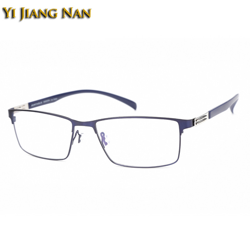 7198702e58 Yi Jiang Nan Brand Light marcos de lentes opticos hombre oculos masculino  lunettes de vue homme progressive ophtalmique Glasses