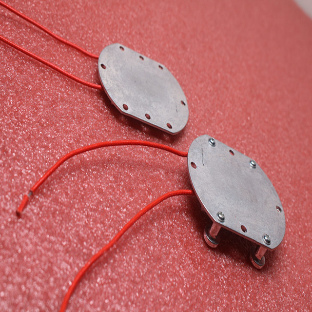 2pcs x LED Remover Heating Soldering Chip Demolition Welding BGA Station PTC Split Plate 220v 110v 270w 250 Degree
