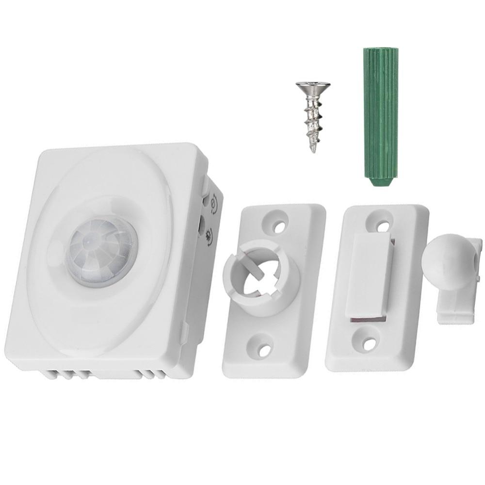 Security & Protection Romantic Motion Sensor 12v Home Motion Detector Automatic Passive Infrared Pir Sensor 140 Degree Rotating Outdoor Timer Light Switch Sensor & Detector