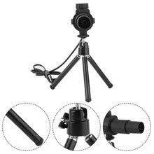 تليسكوب USB رقمي ذكي أحادي العين قابل للضبط كاميرا تكبير 70x 2.0MP شاشة للتصوير والفيديو جديد حار