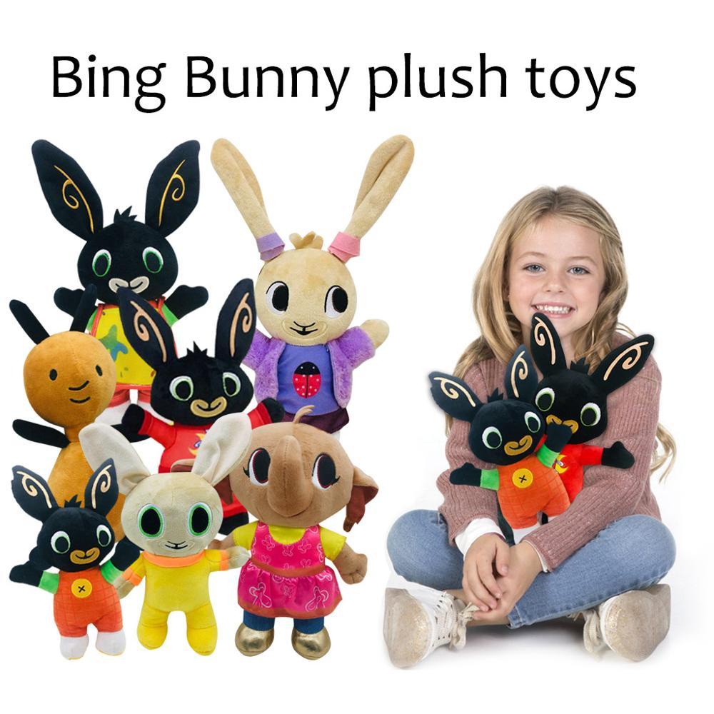 My Saves Bing: 20 35CM 1PC Rabbit Bing Bunny Doll Toys Stuffed Rabbit
