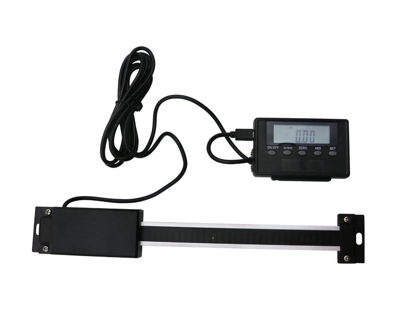 300mm Remote Digital Readout Linear Scale External Display DRO Table Scale