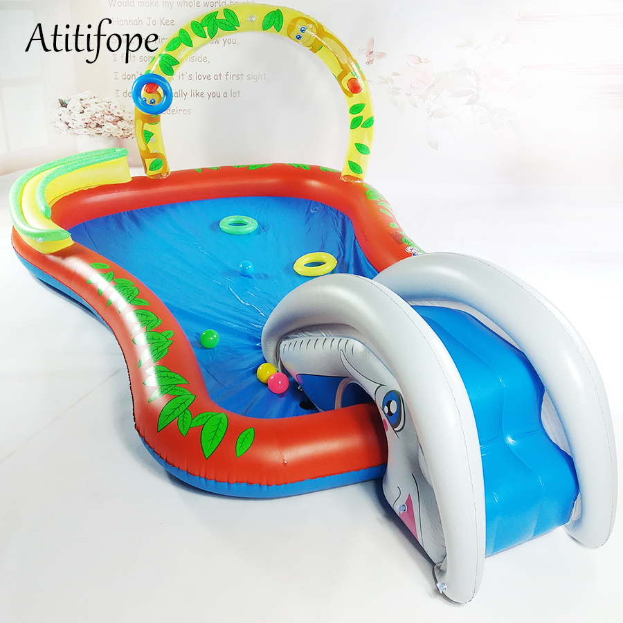 Pool for kids water paly children water party gifts