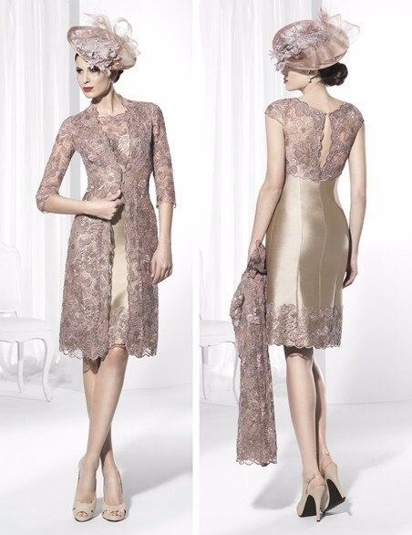 Suzhou Neue Vestido de madrinhe elegante mutter braut kleider Mutter ...