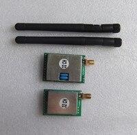 Długodystansowych Odbiornik 32CH TX5802 400 Mw Moduł Uruchomienie i RX5802 Moduł 5.8G Wireless Audio Transmisji Wideo FPV AV