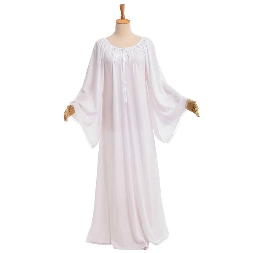 31cc92872c3d3 Detail Feedback Questions about Vintage Medieval Dress Women Black ...