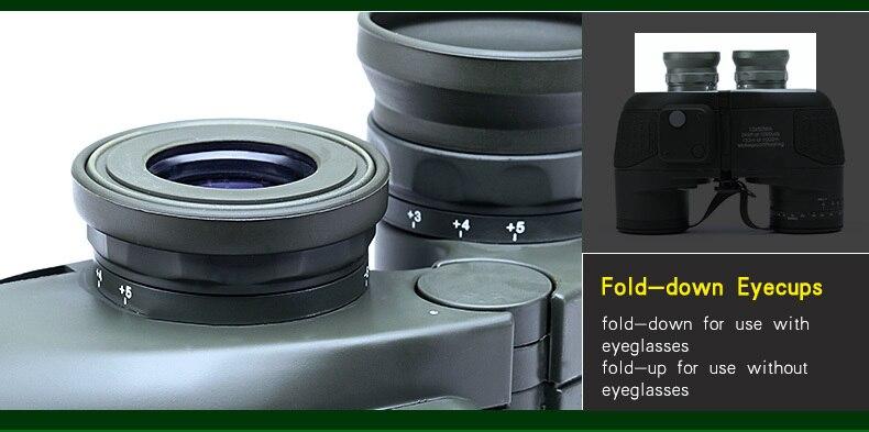 High Quality compass binoculars