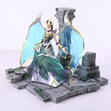 Anime Game LOL Morgana Fallen Angel  PVC Action Figure Toy Model Collection NO Retail BOX (Chinese Version)