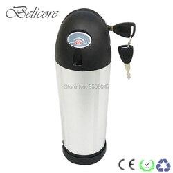 Potężny rama ebike butelka wody ebike akumulator 36 V 13ah 14.5ah 16ah 17ah z ładowarką w Akumulator do rowerów elektrycznych od Sport i rozrywka na
