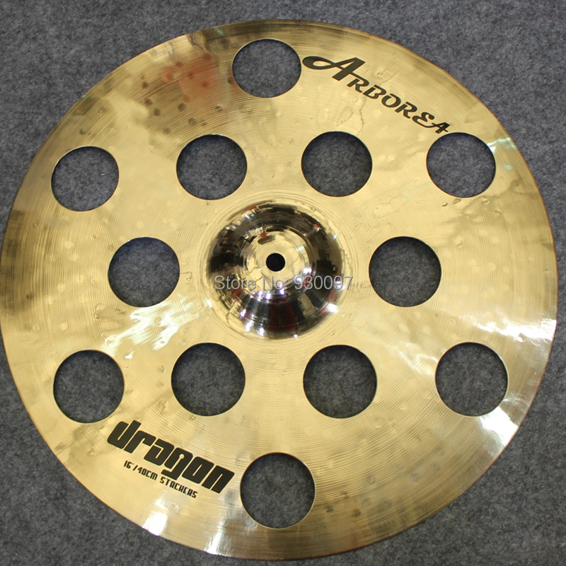 B20 cymbal ,DRAGON series New designed 16  O-ZONE cymbal high quality b20 cymbals dragon 16 o zone china