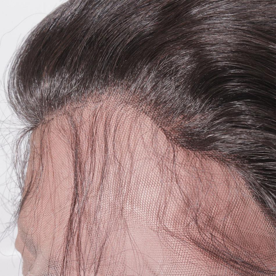lace front human hair wigs for black women brazilian malaysian indian peruvian virgin hair (6)