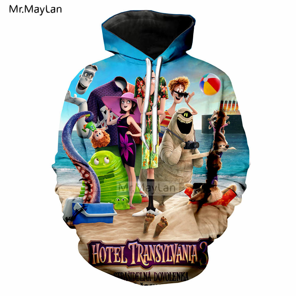 Funny 3d Print Cartoon Toy Story Sweatshirts Men/women Hiphop O Neck Pullover Hoodies Boys Streetwear Spring Cute Kawaii Clothes Big Clearance Sale Men's Clothing