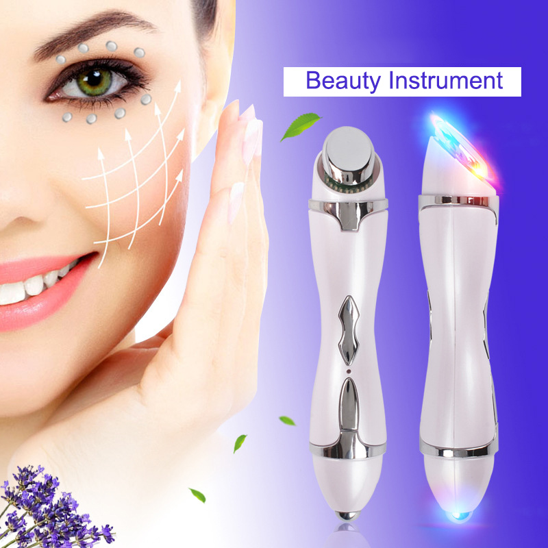 2018 Mini Acne Treatment Pen Facial Treatment Laser Acne Scar Spots Light Therapy Soft Scar Apparatus Getting Rid Of Wrinkles