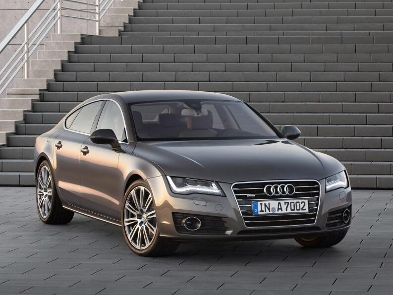 Frete Grátis 16 PackageKit pçs/lote-car styling Xenon Branco Canbus LED Luzes Interiores Para Audi Sportback A7 Avant 2010