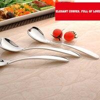 VOGVIGO 3 шт. набор посуды из нержавеющей стали вилка и кухонный нож походная посуда наборы посуды