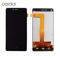 LCD Display Touch Screen For BQ Aquaris U Plus U Lite Mobile Phone Digitizer Assembly Replacement