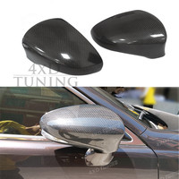 For Lexus ES IS LS CT GS RC RCF Carbon Fiber Rear View Side Mirror Cover