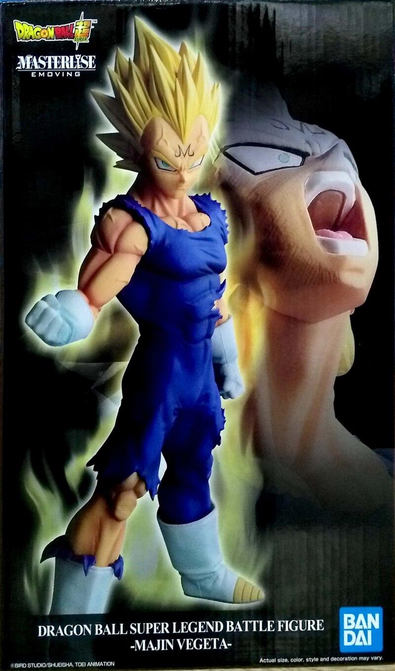 Original BANDAI SPIRITS Banpresto LEGEND BATTLE FIGURE Collection Figure - Super Saiyan Manjin Vegeta from Dragon Ball SUPEROriginal BANDAI SPIRITS Banpresto LEGEND BATTLE FIGURE Collection Figure - Super Saiyan Manjin Vegeta from Dragon Ball SUPER