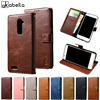 AKABEILA Phone Cover Case For ZTE ZMax Pro Z981 Z988 Z Max Pro 6.0 inch Wallet PU Leather Cases Card Hold Skin Etui CASO