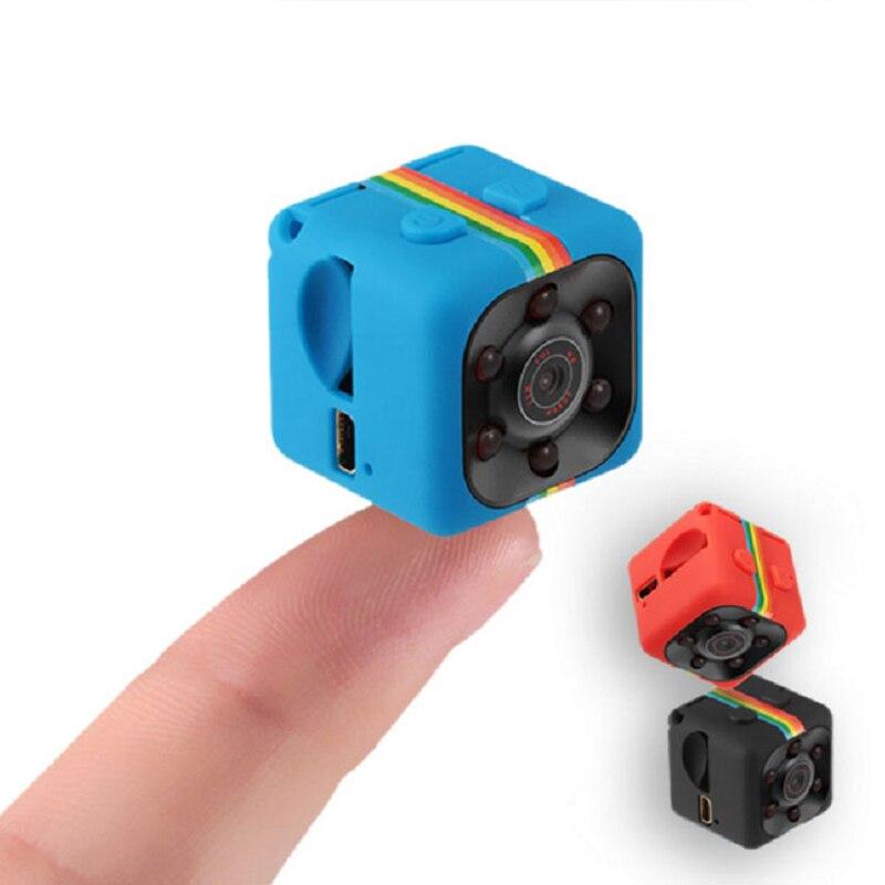 1 piezas Mini cámara HD 1080 P visión nocturna cámara de detección de movimiento portátil DV SD998