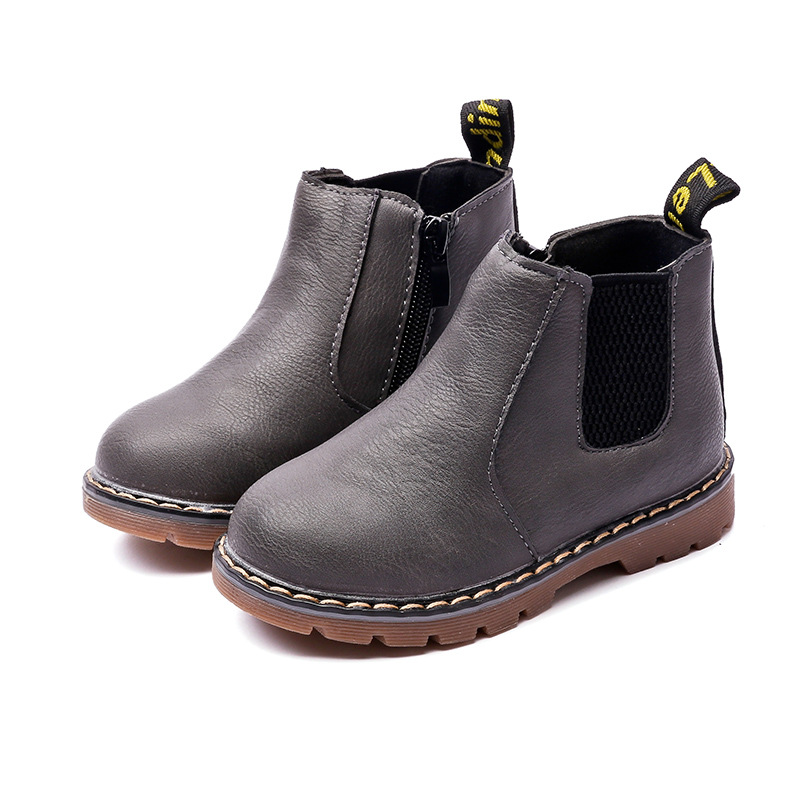 Hot Sale Fashion Baby Girls Boys Boots Warm Winter Kids Shoes For Boys Girls Classical Design Martin Boots Vintage Ankle BootsHot Sale Fashion Baby Girls Boys Boots Warm Winter Kids Shoes For Boys Girls Classical Design Martin Boots Vintage Ankle Boots