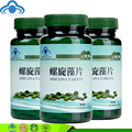 Algas spirulina 250 mg spirulina tablet