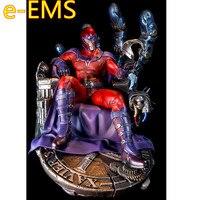 45 см Мстители суперзлодей Магнето X men Comics версия 1/4 статуя из смолы фигурку модель игрушки G2349