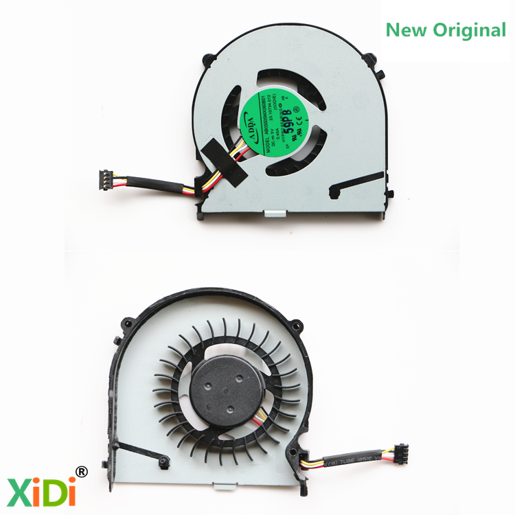 NEW CPU FAN FOR <font><b>HP</b></font> 810G1 <font><b>810</b></font> <font><b>G1</b></font> 810G2 CPU COOLING FAN 716736-001 image