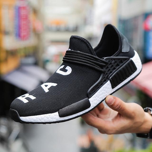 9a3c67209 Original Men Shoes Running Air Ultra Pharrell Outdoor Lightweight Athletic  HU Human Race Nmd Williams Boosts Women Max Sneakers