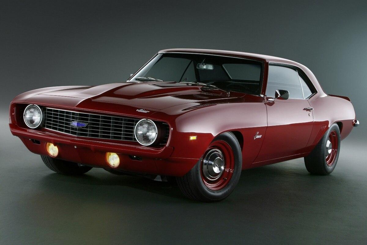 Aliexpress.com: Comprar 1969 Camaro L72 427 425HP copo músculo coche ...
